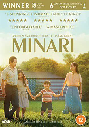 DVD Minari