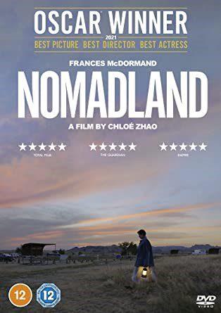 DVD Nomadland