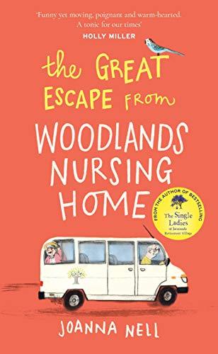 Ný bók enska The Great Escape from woodlands nursing home