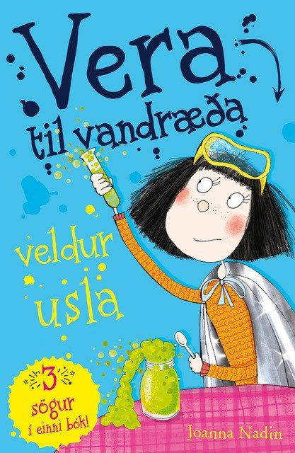 Barnabók Vera til vandræða