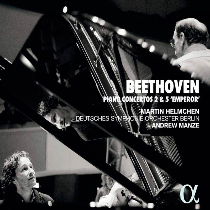 Geisladiskur Beethoven piano concertos