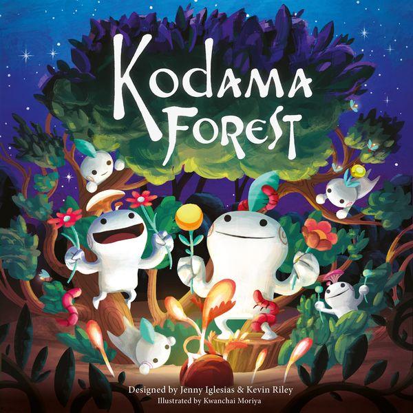 Nýtt spil Kodama Forest
