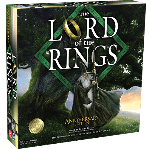 Nýtt spil Lord of the Rings