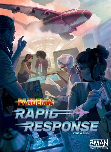 Nýtt spil Pandemic Rapid Response