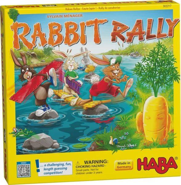 Nýtt spil Rabbit Rally