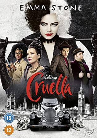 Nýtt DVD Cruella